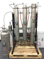 Closed Loop Extractor ** ASME Made in USA ** Racked System | Global Material Processing
