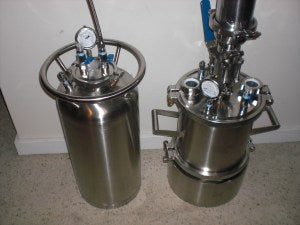 Closed Loop Extractor ** ASME Made in USA ** Racked System