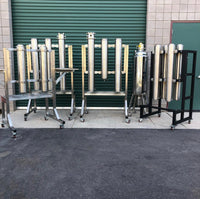 Racked Hydrocarbon Extractors | Global Material Processing