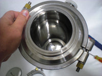 Stainless Steel Custom Cold Trap | Global Material Processing