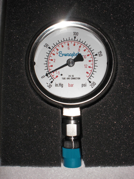 Gauge (30HB to 200PSI) | Global Material Processing
