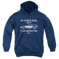 Back To The Future Other Ride ♥ Big Ones Hoodie