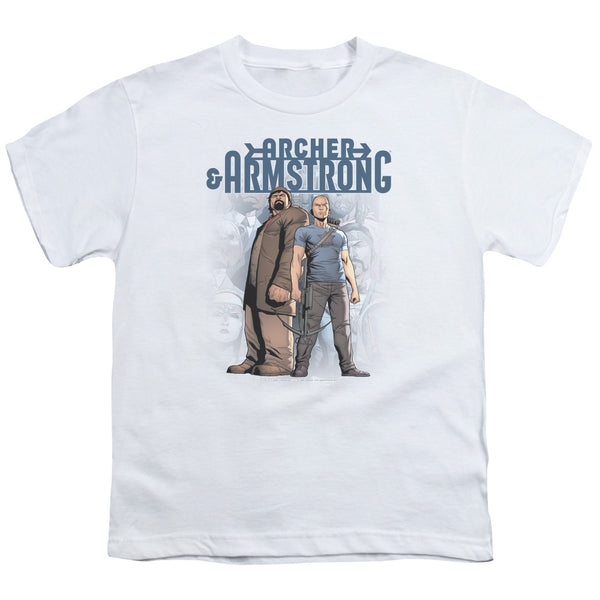 Archer & Armstrong Two Against All ♥ Big Ones T-Shirt