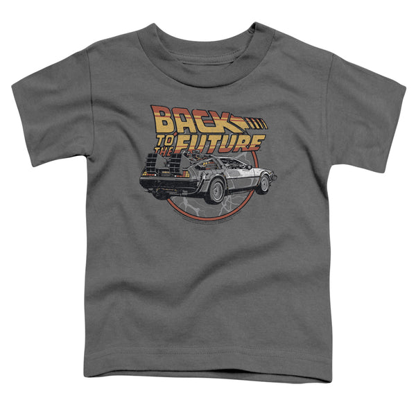 Back To The Future Time Machine ♥ Little Ones T-Shirt