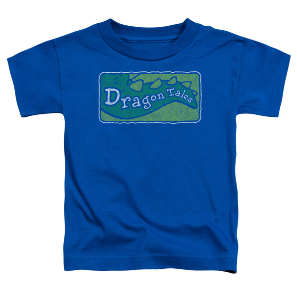 Dragon Tales Logo Distressed ♥ Little Ones T-Shirt