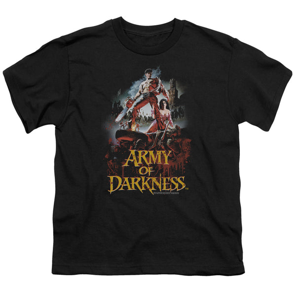 Army Of Darkness Bloody Poster ♥ Big Ones T-Shirt