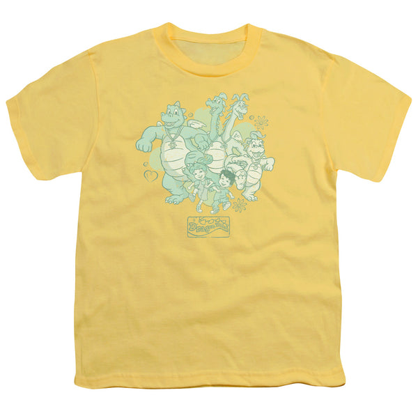 Dragon Tales Group Celebration ♥ Big Ones T-Shirt
