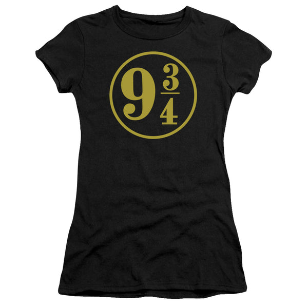 Harry Potter 9 3/4 ♥ Big Ones Fitted T-Shirt