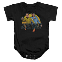 Star Trek - Phasers Ready Infant Snapsuit