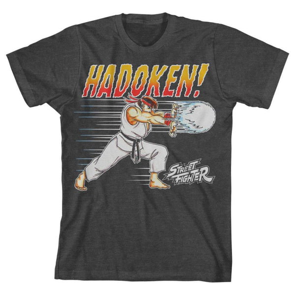 Street Fighter HADOKEN! ♥ Medium Ones T-Shirt