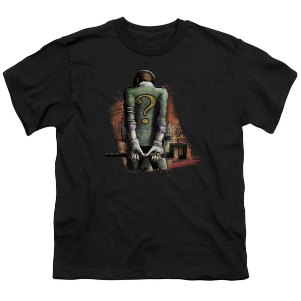 Arkham City Riddler Convicted ♥ Big Ones T-Shirt