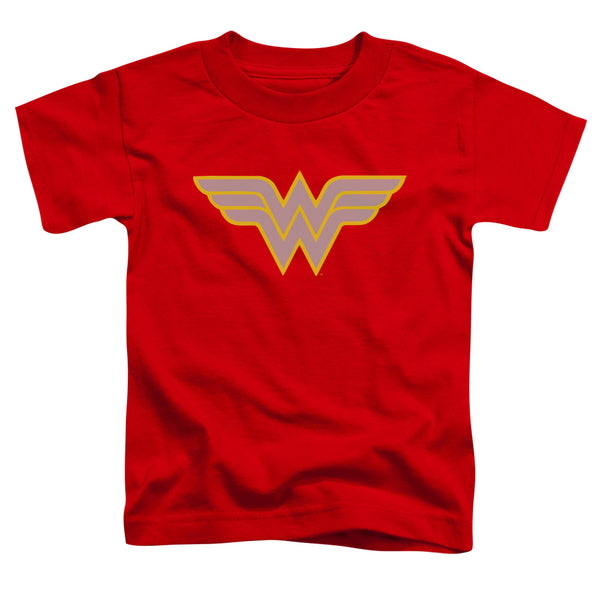 DC Wonder Woman Logo ♥ Little Ones T-Shirt