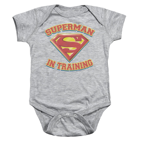 Superman - Superman In Training Infant Snapsuit