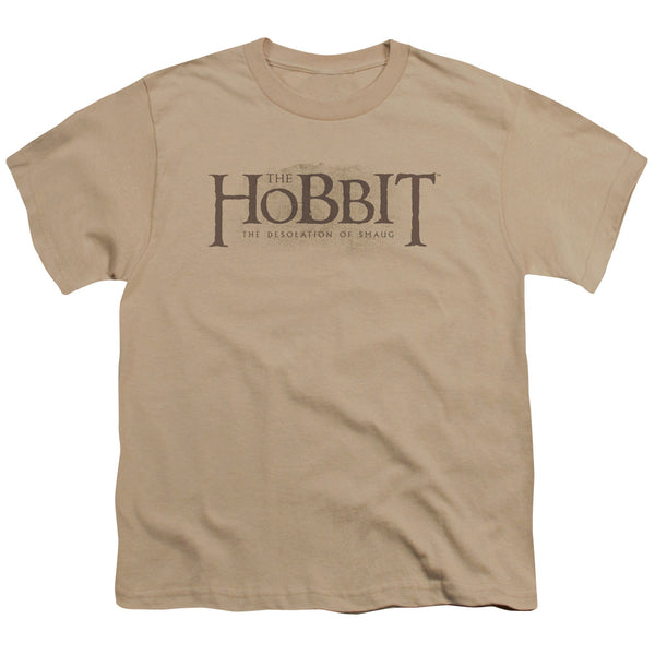 Hobbit Textured Logo ♥ Big Ones T-Shirt