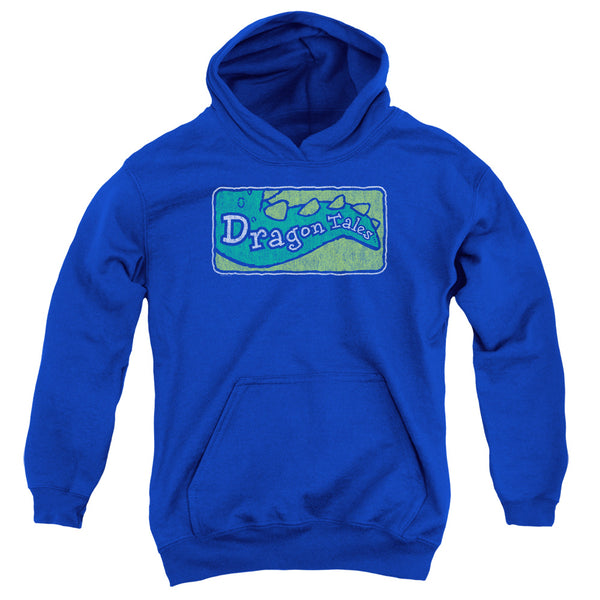Dragon Tales Logo Distressed ♥ Big Ones Hoodie