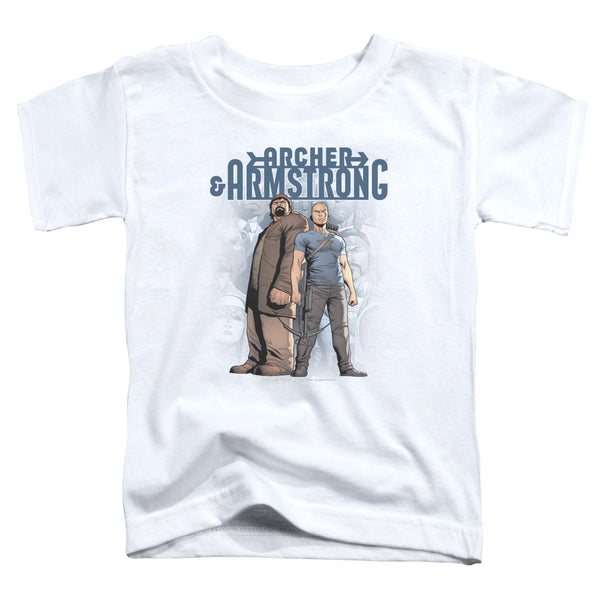 Archer & Armstrong Two Against All ♥ Little Ones T-Shirt