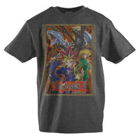 Yu-Gi-Oh Boys Graphic Tee Yu-Gi-Oh Cartoon Clothing