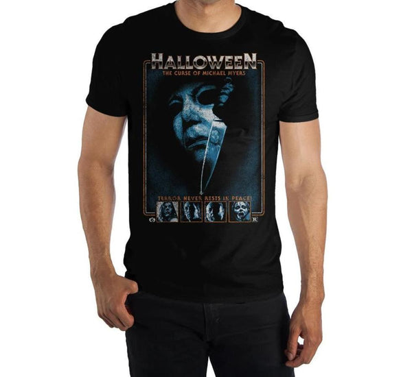 Halloween 6: The Curse of Michael Myers ♥ Big Ones T-Shirt