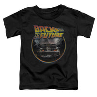 Back To The Future DeLorean ♥ Little Ones T-Shirt