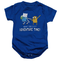 Adventure Time Fist Bump ♥ Infant Snapsuit