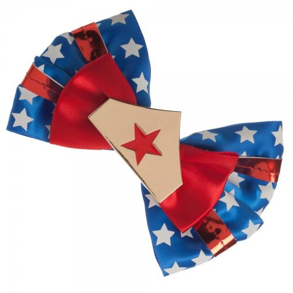 Wonder Woman Bow - Little Geeklings