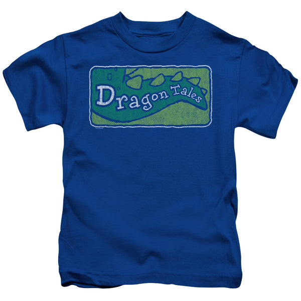 Dragon Tales Logo Distressed ♥ Medium Ones T-Shirt