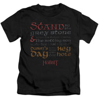 Hobbit Keyhole ♥ Medium Ones T-Shirt