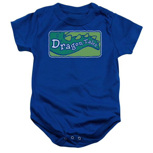 Dragon Tales Logo ♥ Infant Snapsuit