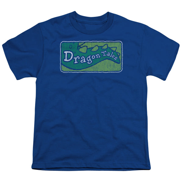 Dragon Tales Logo Distressed ♥ Big Ones T-Shirt