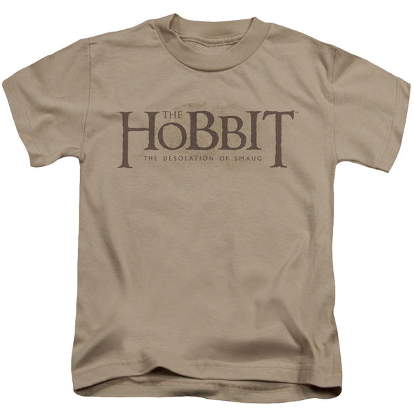 Hobbit Textured Logo ♥ Medium Ones T-Shirt