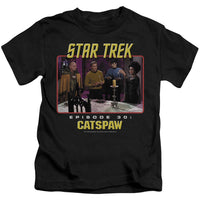 Star Trek Original - Cat's Paw Short Sleeve Juvenile 18/1