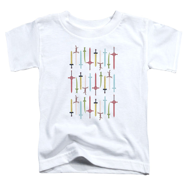 Adventure Time Swords ♥ Little Ones T-Shirt