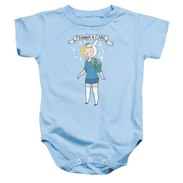 Adventure Time Fionna & Cake ♥ Infant Snapsuit