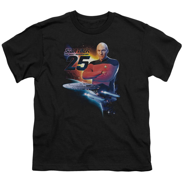 Star Trek - Tng 25 Short Sleeve Youth 18/1