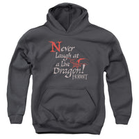 Hobbit Never Laugh ♥ Big Ones Hoodie