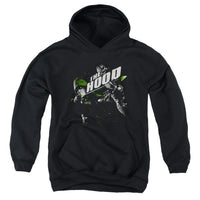 Arrow Take Aim ♥ Big Ones Hoodie