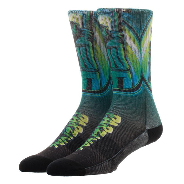 Ready Player Ones Sublimated Crew Socks - Little Geeklings