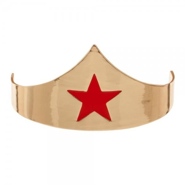Wonder Woman Crown Comb - Little Geeklings