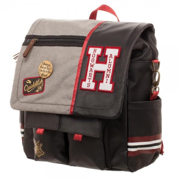 Harry Potter Hogwarts Alumni Utility Bag - Little Geeklings