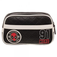 Deadpool Makeup Bag - Little Geeklings