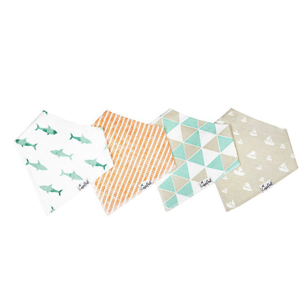 Shark Bib Set
