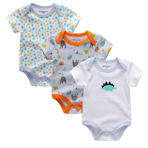 Dinosaurus Rex Romper Set - Little Geeklings