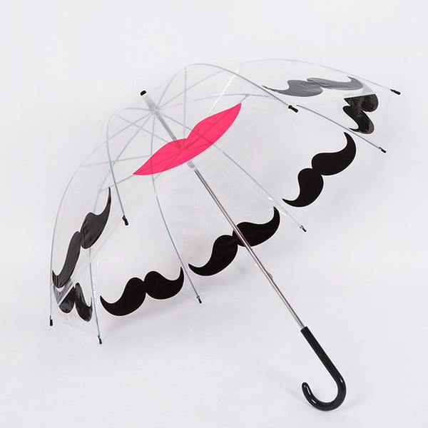 Kissy Transparent Umbrella