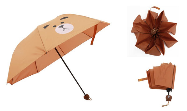Bear Umbrella - Little Geeklings
