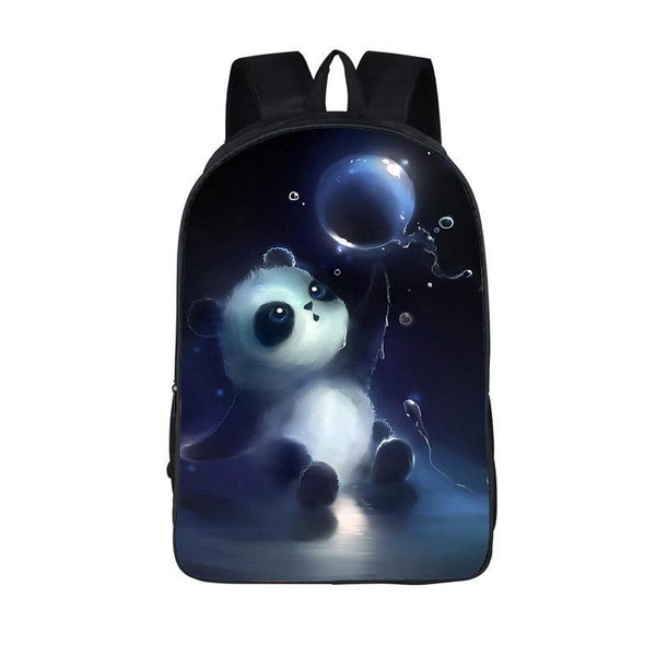 Adorbs Panda Toddler Mini Backpack Series - Little Geeklings