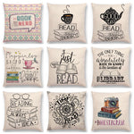 Book Nerd Pillow Cases - Little Geeklings