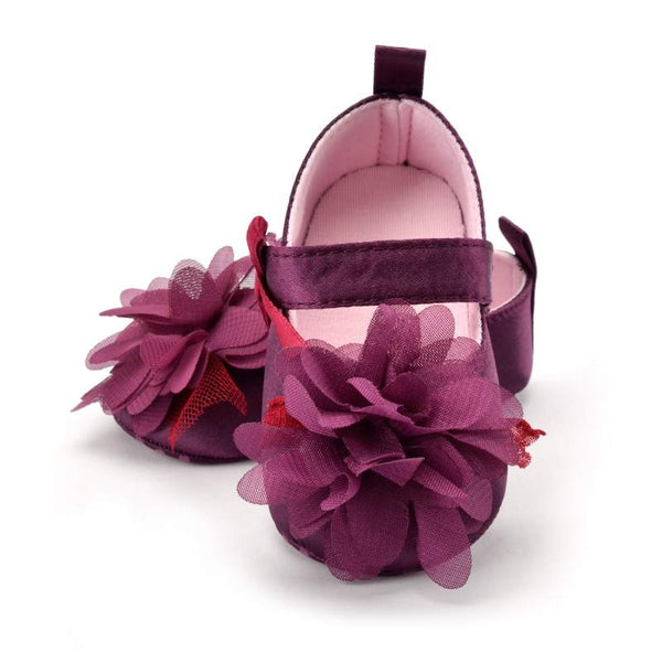 Elegant Fairy Flower Shoes - Little Geeklings