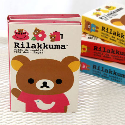 Rilakkuma Sticky Pads Galore! - Little Geeklings