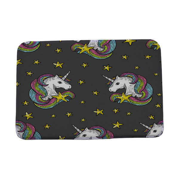Unicorn Bath Mat Series