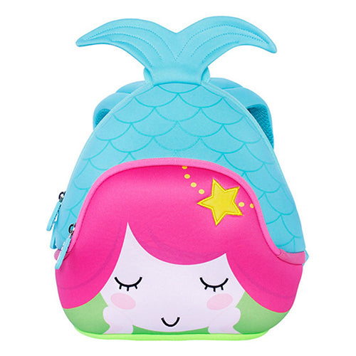 Peaceful Time Mermaid Toddler Mini Backpack